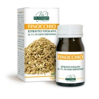FENNEL TITRATED EXTRACT 60 tablets