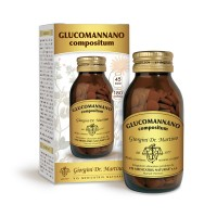 GLUCOMANNAN COMPOSITUM 180 tablets