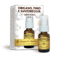 OREGANO THYME AND SAVORY 15 ml spray
